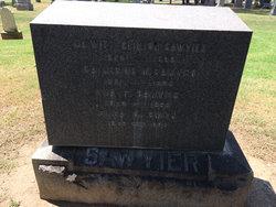 Sawyer grave Live Oak MP