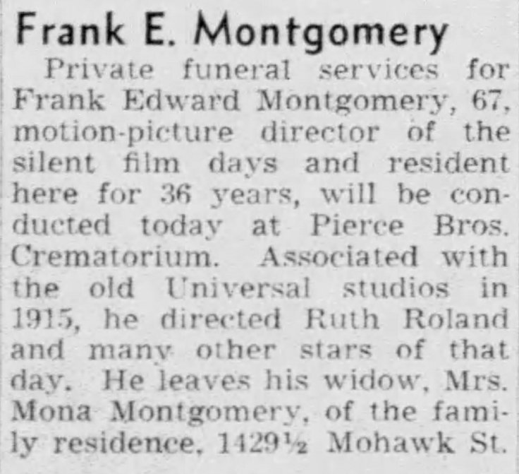 Frank Montgomery obit The_Los_Angeles_Times_Thu__Jul_20__1944_